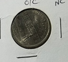 US 2001 P NORTH CAROLINA State Quarter ERROR Coin Off Center - $16.95