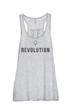 Thread Tank Female Revolution Women's Sleeveless Flowy Racerback Tank To... - $24.99+