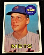 1969 Topps #480 Tom Seaver - $20.00