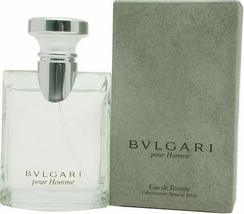 Bvlgari Pour Homme Soir By Bvlgari Edt Spray 3.4 Oz For Men - $67.25