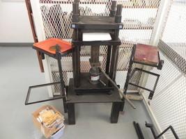 20 Ton Hydraulic Press Metalworking Fabrication Industrial Jewelry System - $2,755.00