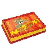 Tom and Jerry Edible Image - $9.99