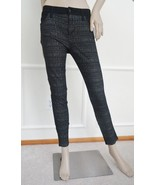 Nwt Joes Skinny Mid Rise Ankle Plaid Coated Pan... - $79.15