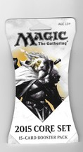 Magic The Gathering 15 Card Booster Pack - $15.58