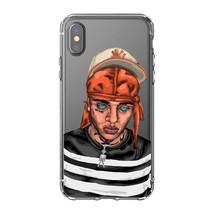 Hip Hop Emo Rap Ski Mask The Slump God Silicone case For iphone X 8 6 7 ... - $131,58 MXN