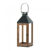 * HARTFORD LARGE  CANDLE LANTERN by Gallery of Light - ITEM 16896 * - $35.00