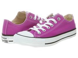 Converse Trendy Fashion Purple Cactus Ox Low Canvas Shoes Unisex Shoes Nwt Disc - $49.49