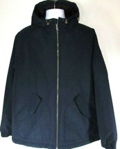 TIMBERLAND A1ML3-433 MEN'S NAVY WATERPROOF HOODED JACKET Sz XL, $188. - $99.99
