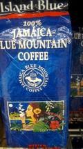 Island Blue Coffee - Roasted and Ground 16oz Vacuum Sealed Bag - $64.35
