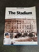"""New York Yankees NY Newsday """"The Stadium"""" Commemorative Magazine 1923-2008 - $8.95"""
