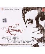 A.R.Rahman - Signature Collection-2 Hindi Audio CD -(3 CD Pack)- Gulshan... - $14.84