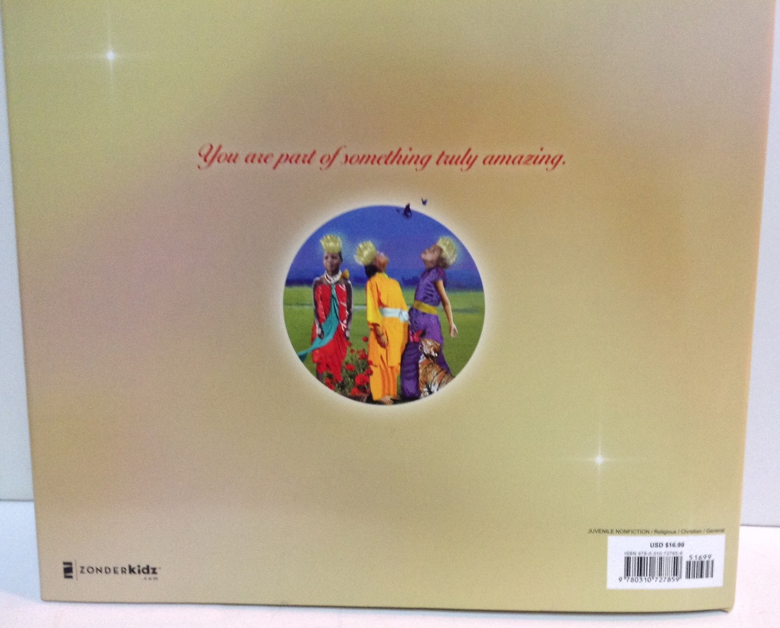 LET THERE BE LIGHT Archbishop Desmond Tutu ISBN 9780310727859 NEW