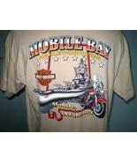 Harley-Davidson Beige T-Shirt XL Mobile, Alabama - $25.00