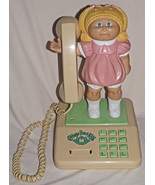 1984 Coleco, O.A.A. Inc. Cabbage Patch Kids Figural Telephone - $249.95
