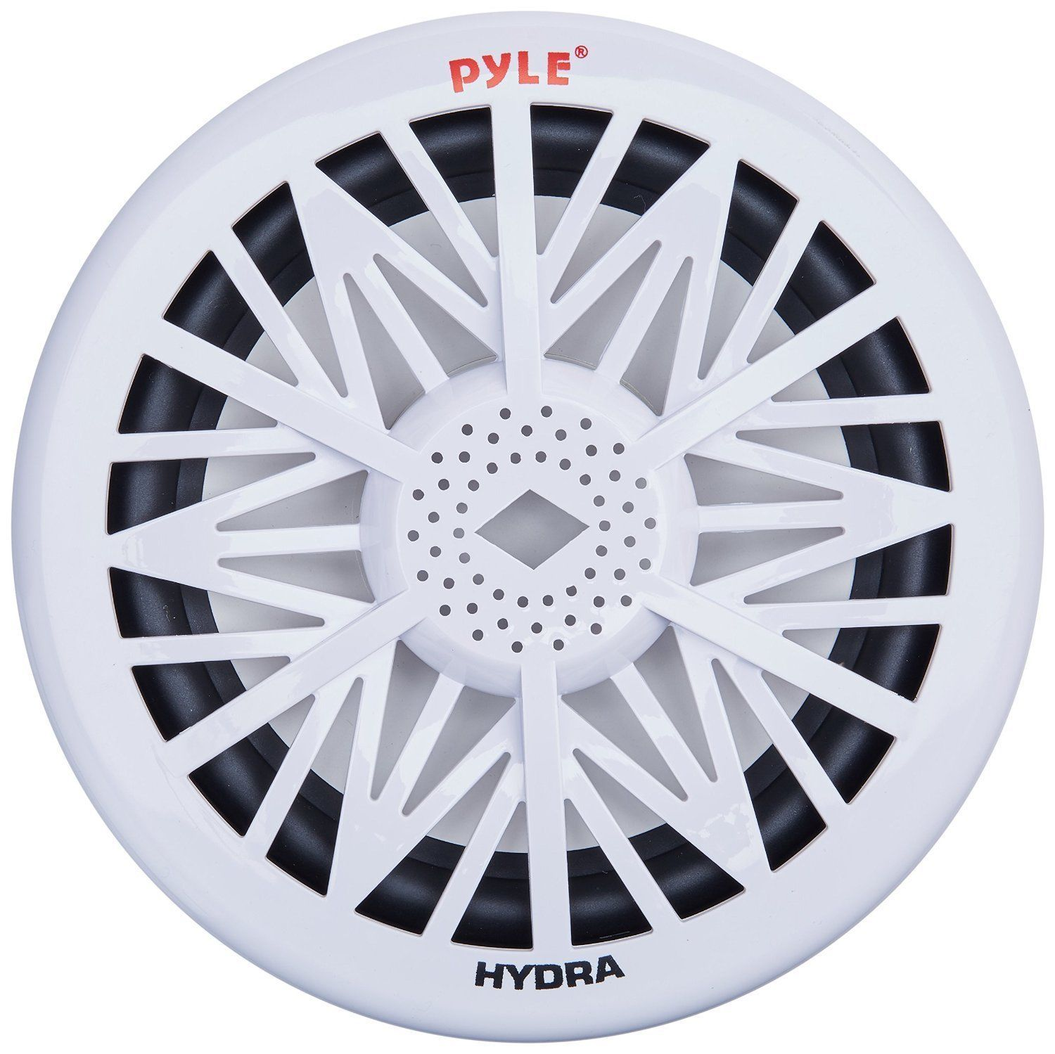 Hot Sale! $19.95 PYLE PLMRW8 8 Inch 400 Watt White 4 Ohm Marine Subwoofer
