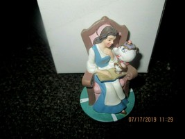 1998 Disney  Lenox Magic Thimble Collection Beauty and The Beast New in box - $13.45