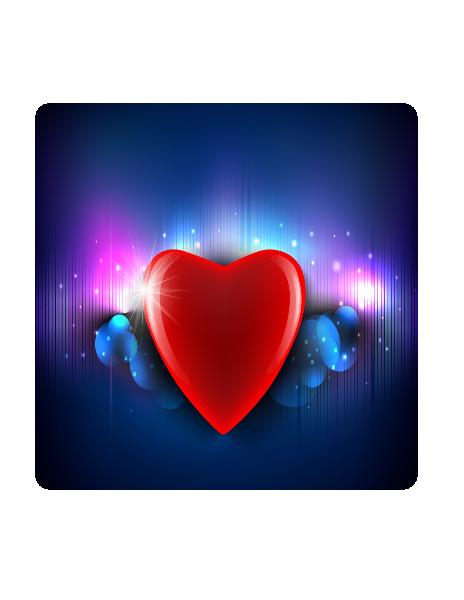 AD-Valentine Background Shape-Digital Clipart