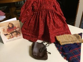 American Girl  Kirsten School Story Complete Outfit EUC Pleasant Co, Ret... - $59.39