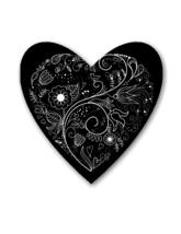 AH-Valentine Background Shape-Digital Clipart - $2.00