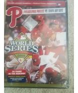 2008 MLB World Series Philadelphia Phillies vs Tampa Bay Rays  (DVD, 2008) - $18.50