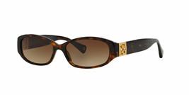 1f07873e3706 Coach HC8012 500113 Hope Dark Tortoise Brown Gradient Sunglasses 53mm -  $92.15