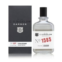 C.O. Bigelow Barber Elixir White Cologne N°1585 for Men 2.5 oz / 75 ml  - $47.00