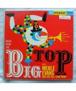 Music From the Big Top with Merle Evans and His All Star Band. LP [Vinyl... - $15.82