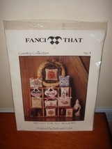 Fanci That Cross Stitch Kit Wreath For All Seasons  - $28.99