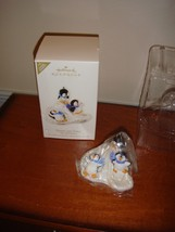 Hallmark 2008 Slippin' And Slidin' Limited Quantity Ornament - $28.99