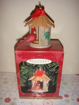 Hallmark 1999 Wintertime Treat Ornament - $13.39