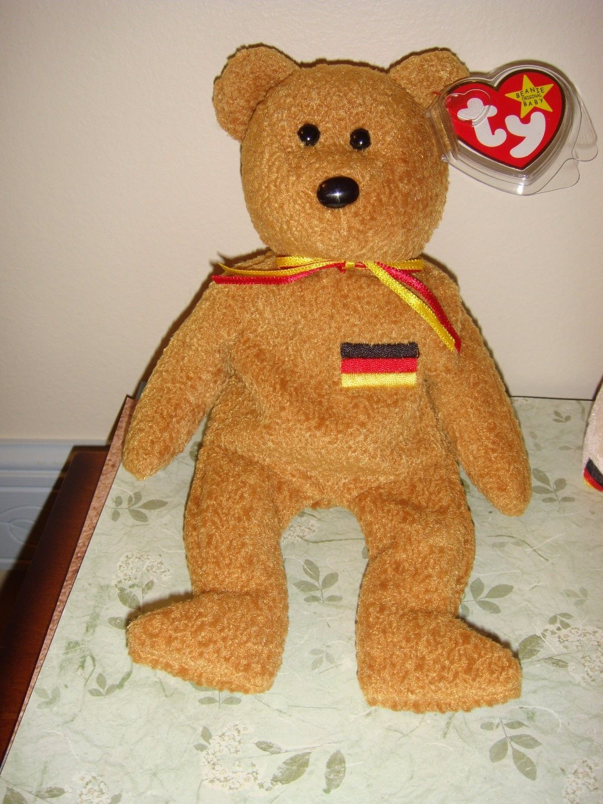 Ty Beanie Baby Deutschland And Germania Bears