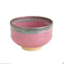 [Rare] Kyoto Pottery Matcha Bowl : Pink Oribe - Mini Japanese Matchawan ... - $814,05 MXN