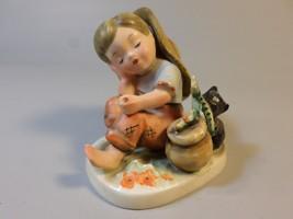Vintage Napco Little Fisherman Figurine Boy Stu... - $11.54