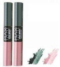 Max Factor Vivid Impact Eyeshadow Duo 150 Smokin Rose (Pack Of 2 Tubes) - $24.99