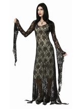 Rubie's Women's Miss Darkness Costume Dress, Small - $49.93