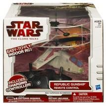 Star Wars Indoor Flying RC - REPUBLIC GUNSHIP - $186.97