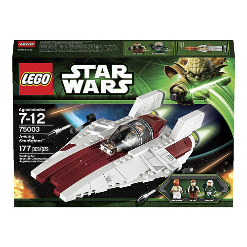 Primary image for Lego Star Wars 75003 - A-Wing Starfighter Set