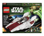 Lego star wars 75003 a wing starfighter a thumb155 crop