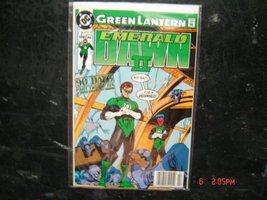 Green Lantern: Emerald Dawn (2nd Limited Series, No. 2) [Comic] [Jan 01,... - $1.11