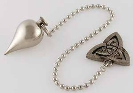 HAUNTED 7 QUESTIONS PENDULUM READING PSYCHIC 94 yr old Witch Cassia4 Albina - $30.00