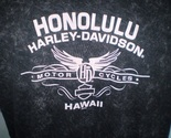 Harley davidson black t shirt 2xl honolulu  hawaii 5 thumb155 crop
