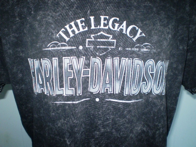 Harley-Davidson Black T-Shirt 2XL Honolulu, Hawaii image 3