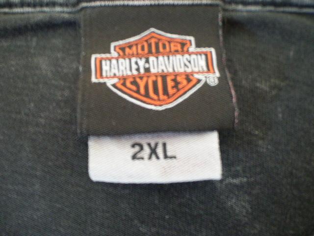 Harley-Davidson Black T-Shirt 2XL Honolulu, Hawaii