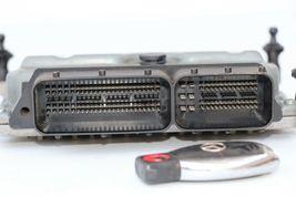 06-09 Mercedes ML350 R350 Engine Computer Ignition FOB ECU EIS ISL Combo Set image 3