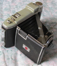 Vintage Kodak Anaston Tourist 620 Diomatic Shutter Lens Folding Film Camera - $49.99