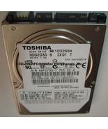 "New 100GB 2.5"" SATA Drive Toshiba - MK1032GSX HDD2D30 Free USA Shipping - $79.95"