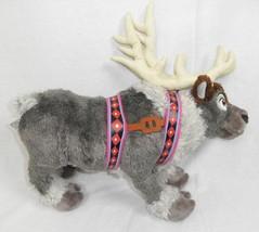 "Sven Reindeer Plush Stuffed Animal Disney Frozen EUC 15""W x 16""H - $6.90"