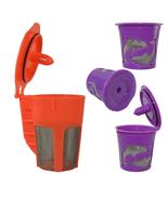 Reusable carafe keurig 2.0 refillable reusable k cup combo pack thumbtall