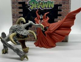 Spawn Collectible Figures Vintage 1994 Spawn vs Violator 2-Pack NEW McFarlane - $11.99
