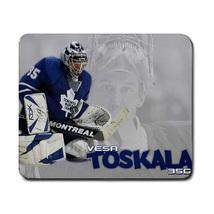 Vesa Toskala Toronto Maple Leafs NHL Hockey Player Non Slip Washable Mou... - $6.99